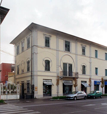 Ville Liberty a Lucca - Sant'Anna